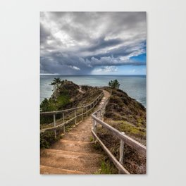 Muir Beach Overlook Canvas Print