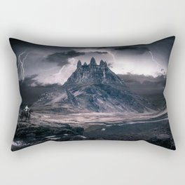 Forgotten World: Angkor Wat Rectangular Pillow