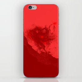 SURFING THE RED SEA iPhone Skin