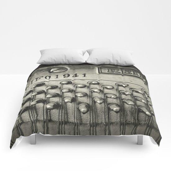 Piano 01B Comforters