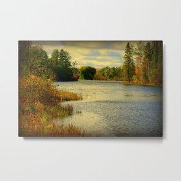 Thunderbay River Metal Print