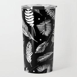 Minimalistic digital painting Travel Mug