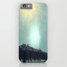 Umbrella On The Beach iPhone 6s Slim Case