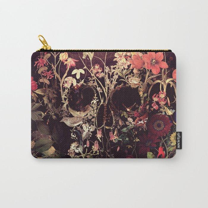 Bloom Skull Tasche