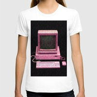 inside gaming T-shirts featuring Retro Gaming by Cullen Rawlins