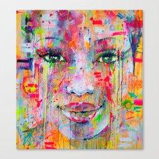 Alma Canvas Print