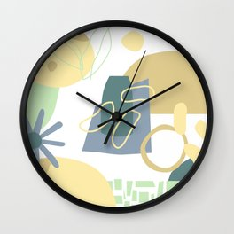 Day dreaming 3.0 Wall Clock