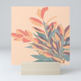 Miraculous Plant Duo Mini Art Print