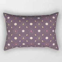 Elderflower Tea Rectangular Pillow