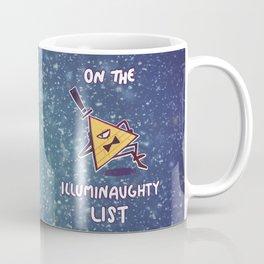 illuminaughty list Coffee Mug