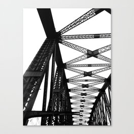 The Brigde Canvas Print