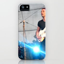 Albert Hammond Jr. - The Strokes iPhone Case