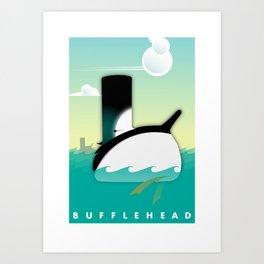 Bufflehead Art Print