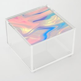 Holographic Dreams Acrylic Box