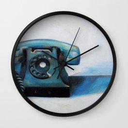 Operator Wall Clock