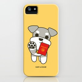 Bring Me With You! iPhone Case