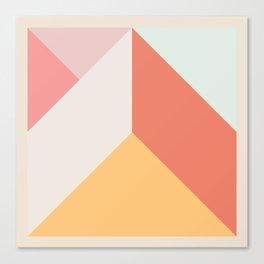 Ultra Geometric VII Canvas Print