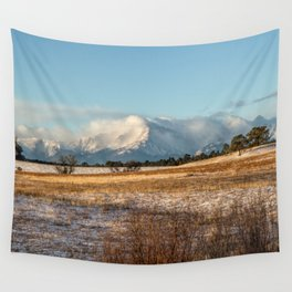 First Morning Wall Tapestry