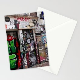 Wijesteeg (Centrum) II, Amsterdam Stationery Cards