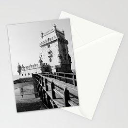 PORTUGAL ... Lisbon - Torre de Belem Stationery Cards