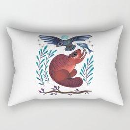 Peace Offering Rectangular Pillow