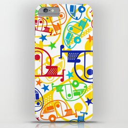 Candy Colored T@Bs iPhone Case