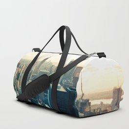 Good Evening New York City Duffle Bag