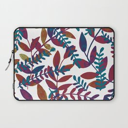 Watercolor branches - multicolor Laptop Sleeve