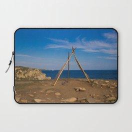 Punta Cometa Laptop Sleeve