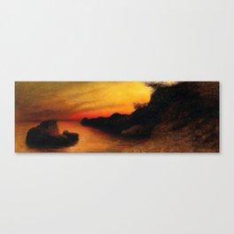 Capri - Digital Remastered Edition Canvas Print