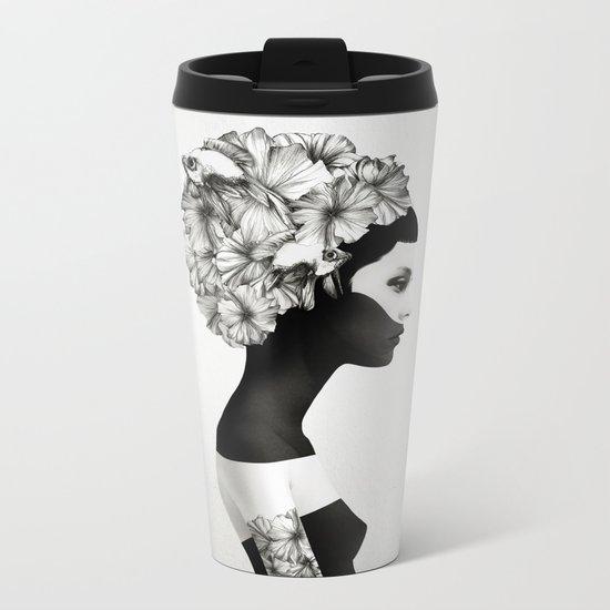 Marianna Metal Travel Mug