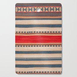 N66 - Classic Oriental Moroccan Style Fabric. Cutting Board