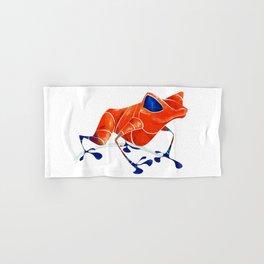 Poison Dart Frog Hand & Bath Towel