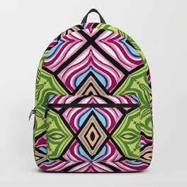 Rippled Backpack