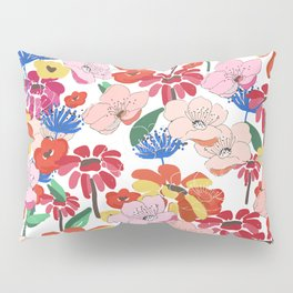 Summer Blooms 2 Pillow Sham