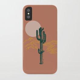 hace calor? iPhone Case