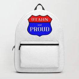 Utahn And Proud Backpack