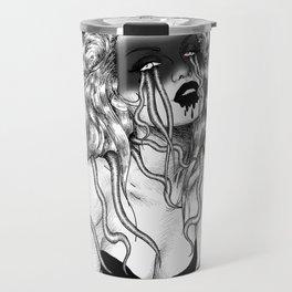 Underwater Silver Vipers Travel Mug