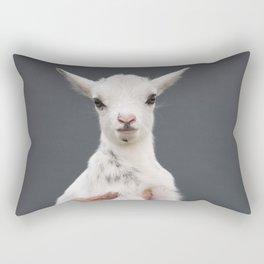 Nigerian Dwarf Goat Rectangular Pillow