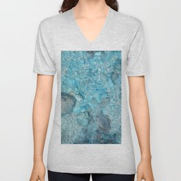 Ice cold water Unisex V-Neck