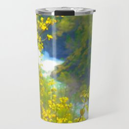 Norwegian Spring Travel Mug