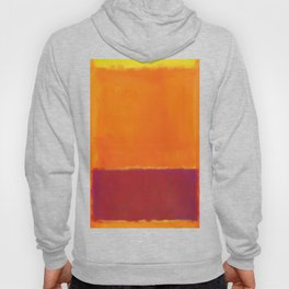 Mark Rothko - Untitled No 73 - 1952 Artwork Hoody