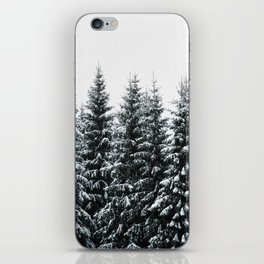 The White Bunch iPhone Skin
