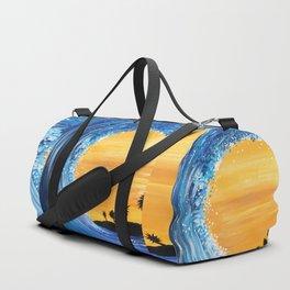 Tidal Wave Duffle Bag
