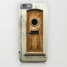 Little Door of Mystery No.6 iPhone Case