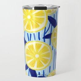 Limonada fresca Travel Mug