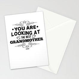 Grandma family grandmother Stationery Cards