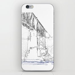 Edmonton iPhone Skin