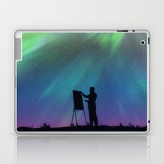 Borealis Painter Laptop & iPad Skin