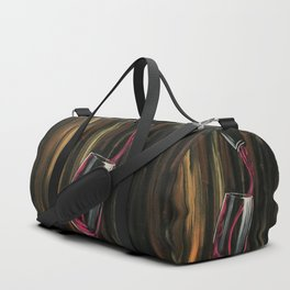 Fine Wine Duffle Bag